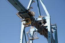 Free Crane Stock Images - 30109084
