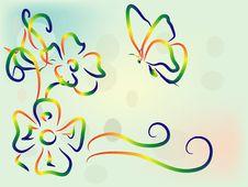 Free Spring Rainbow Royalty Free Stock Image - 30109246