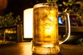 Free Glass Of Light Beer Stock Photography - 30116792