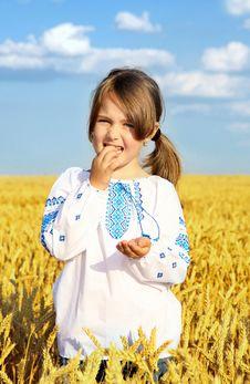 Free Small Rural Girl Stock Photos - 30110163
