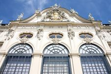 Free Belvedere In Vienna, Austria Royalty Free Stock Images - 30110279