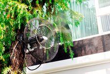 Free Steam Fan Stock Photo - 30115060