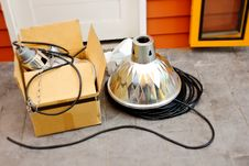 Free The Lamp Stock Photography - 30115092