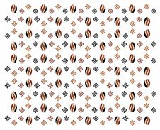 Free Coffee Pattern Royalty Free Stock Photography - 30118507