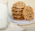 Free Stack Of Cookies Stock Photos - 30120153