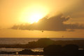 Free Sunset By Essaouira Royalty Free Stock Photo - 30123395