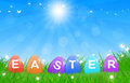 Free Easter Sunny Background Stock Photos - 30124723