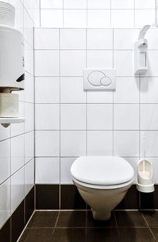 Free Toilet Royalty Free Stock Photos - 30120008