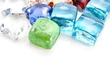 Free Glass Stones Header Stock Photo - 30120260