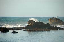 Free Port Of Essaouira Royalty Free Stock Images - 30123309