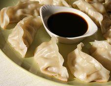 Free Chinese Dumpling Royalty Free Stock Photos - 30123828