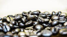 Free Coffee Beans Royalty Free Stock Photos - 30124028