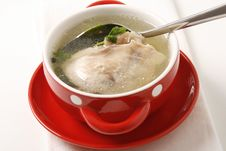 Free Chicken Soup Royalty Free Stock Images - 30128309