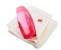 Free Shower Gel In Plastic Bottle Stock Image - 30131631