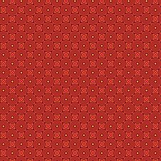 Free Background Textile Red Ornament Stock Image - 30135001