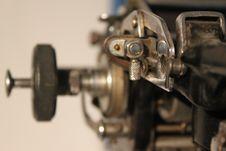 Free Typewriter Royalty Free Stock Photo - 30139945
