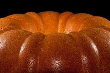 Free Home Made Freshly Baked Lemon Pound Cake Stock Image - 30142951