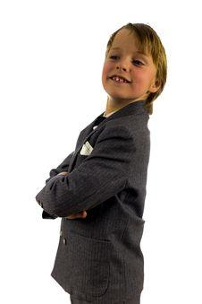 Free Vintage Boy Royalty Free Stock Photos - 30145018