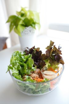 Free Salad Royalty Free Stock Images - 30146979
