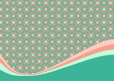 Free Background With Small Floral Elements Royalty Free Stock Photography - 30150967