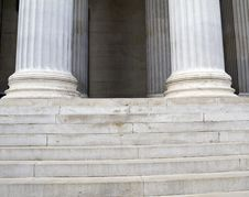 Free Classical Columns Royalty Free Stock Photos - 30151868