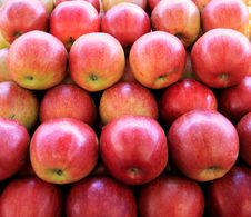 Free Red Apples Royalty Free Stock Photo - 30152415