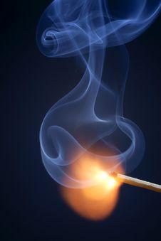 Free Matchstick  Bursting Stock Image - 30161451