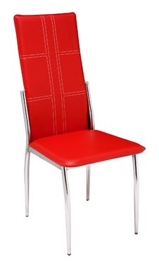 Free Red Chairs Royalty Free Stock Photos - 30163268