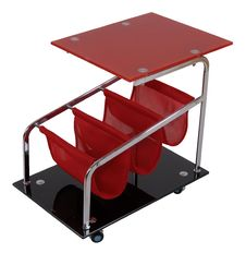 Free Red Wheeled Stand Stock Photos - 30163353