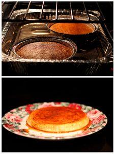 Free Flan Dessert Stock Photo - 30164680