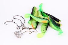 Free Green Fishing Luer. Stock Photography - 30166012