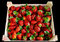 Free Strawberry In  Box Royalty Free Stock Photography - 30165707