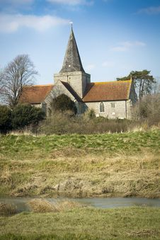 Free English Church Royalty Free Stock Images - 30179859