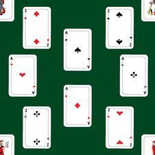Free Card Seamless. Royalty Free Stock Image - 30182756