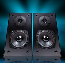 Free Audio Speaker Stock Photography - 30183482