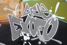 Free Graffiti Royalty Free Stock Photos - 30183748