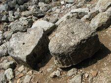 Free Stone Heart Stock Image - 30184031