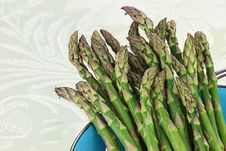 Free Fresh Asparagus Royalty Free Stock Photos - 30184528