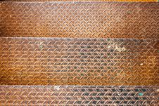 Free Old Metal Rusty Stage Stock Image - 30187421