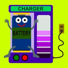 Free Charger Stock Images - 30187474
