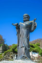 Free Statue Of Priest Royalty Free Stock Photos - 30190448