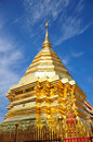 Free Wat Phrathat Doi Suthep Temple Stock Image - 30191121