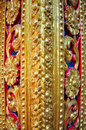 Free He Pole Of Thai Temple Texture Royalty Free Stock Images - 30191509