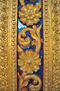 Free He Pole Of Thai Temple Texture Royalty Free Stock Image - 30191526