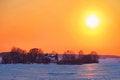 Free Winter Evening Royalty Free Stock Image - 30194836