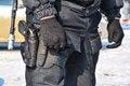 Free The Policeman On Duty Stock Photos - 30196173