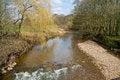 Free River Otter Otterton Devon England Royalty Free Stock Photography - 30197167