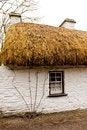 Free Old Irish Cottage Royalty Free Stock Image - 30197436