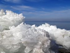 Free Broken Ice Stock Photography - 30193432
