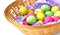 Free Colored Eggs Royalty Free Stock Images - 30190169